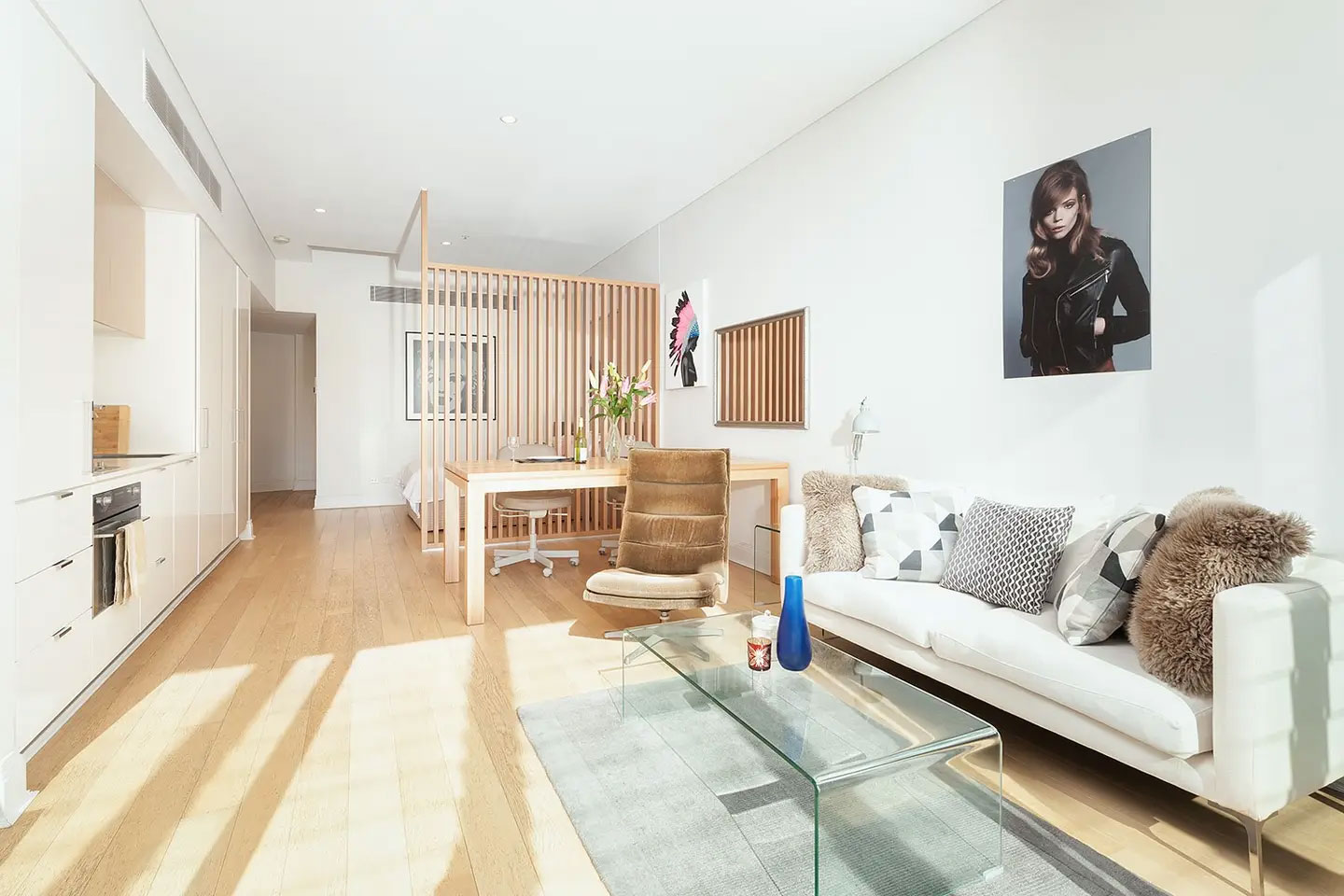 Airbnb potts point studio